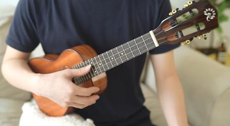 ith me 千与千寻主题曲 ukulele指弹简单版曲谱-一起Ukulele尤克里里